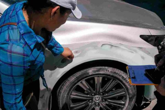 The Easiest Way to Fix That Annoying Dent in Your Car