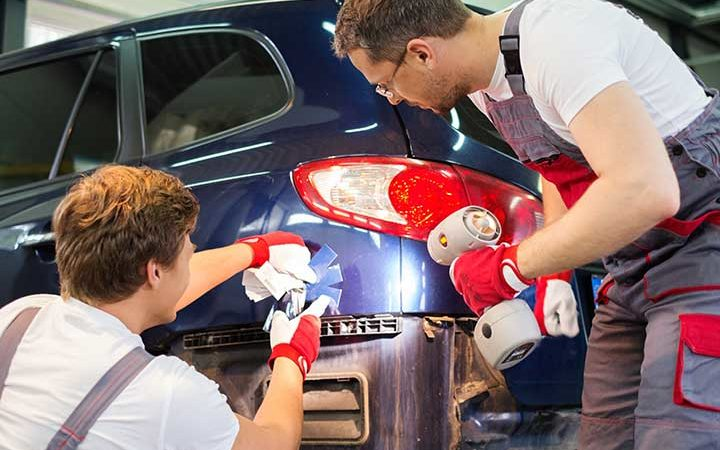 4 Reasons to Visit a Body Shop